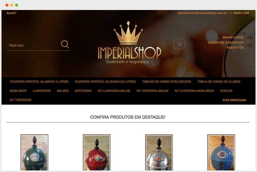 Imperial Shop